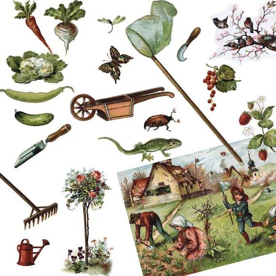 items similar spring garden