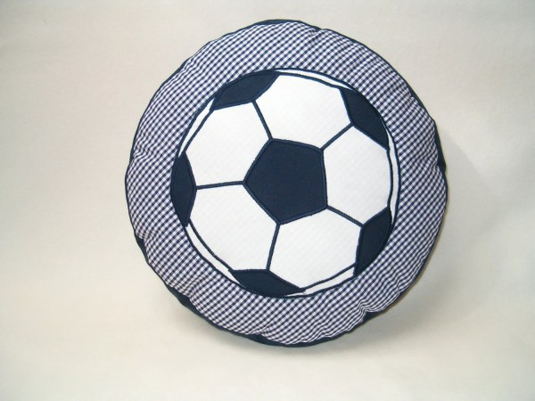 Soccer Ball Quilts - Patchwork Toddler Blanket Sports