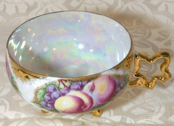 Vintage Fine China Footed...