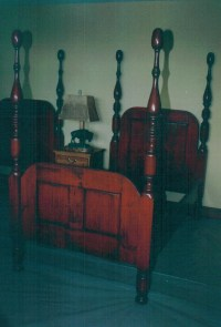 Four poster bed   Etsy