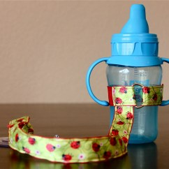 High Chair Suction Toy Wicker Chairs New Zealand Bottle Tether Sippy Strap With By Chunksbabyjunk