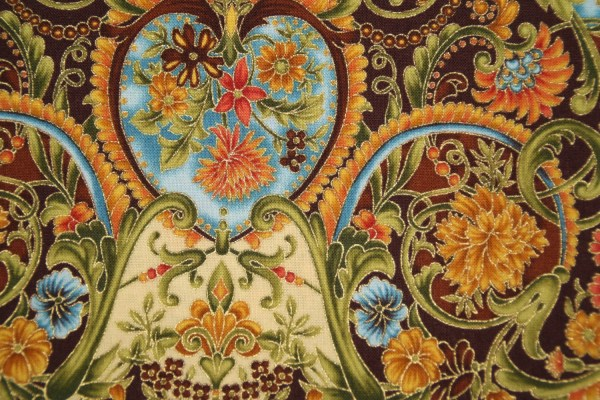 Robert Kaufman Fabric Tuscan Wildflower