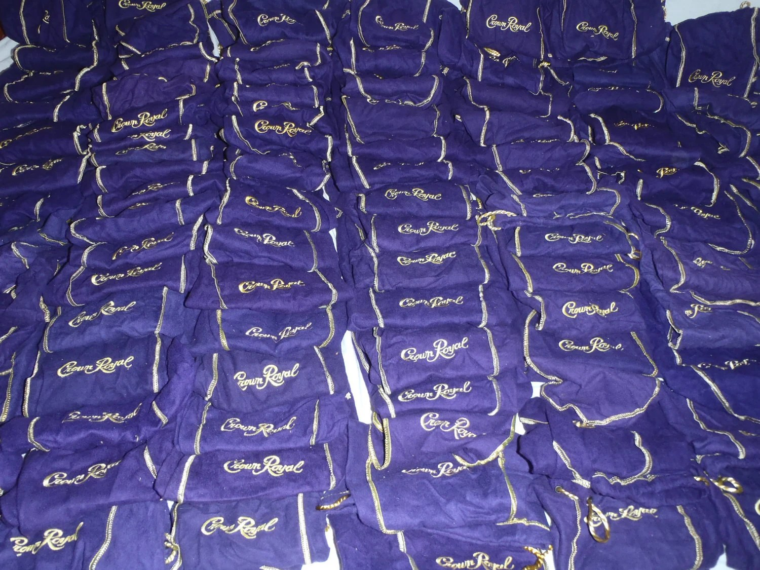 Crown Royal Quilt Pattern Simple
