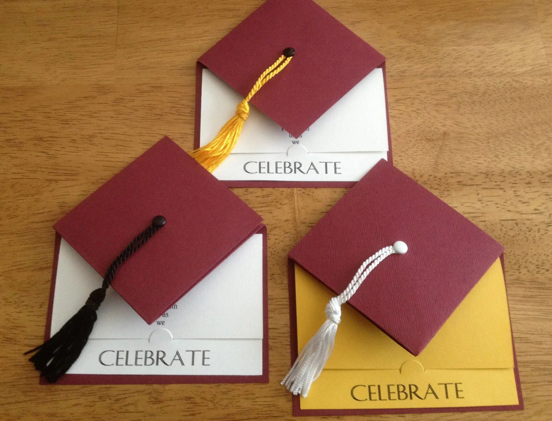 Preschool Graduation Invitations