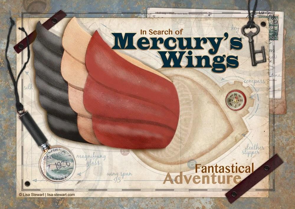 Fine Art Poster - Mercury...