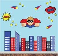 Superhero Wall Decals | www.imgkid.com - The Image Kid Has It!
