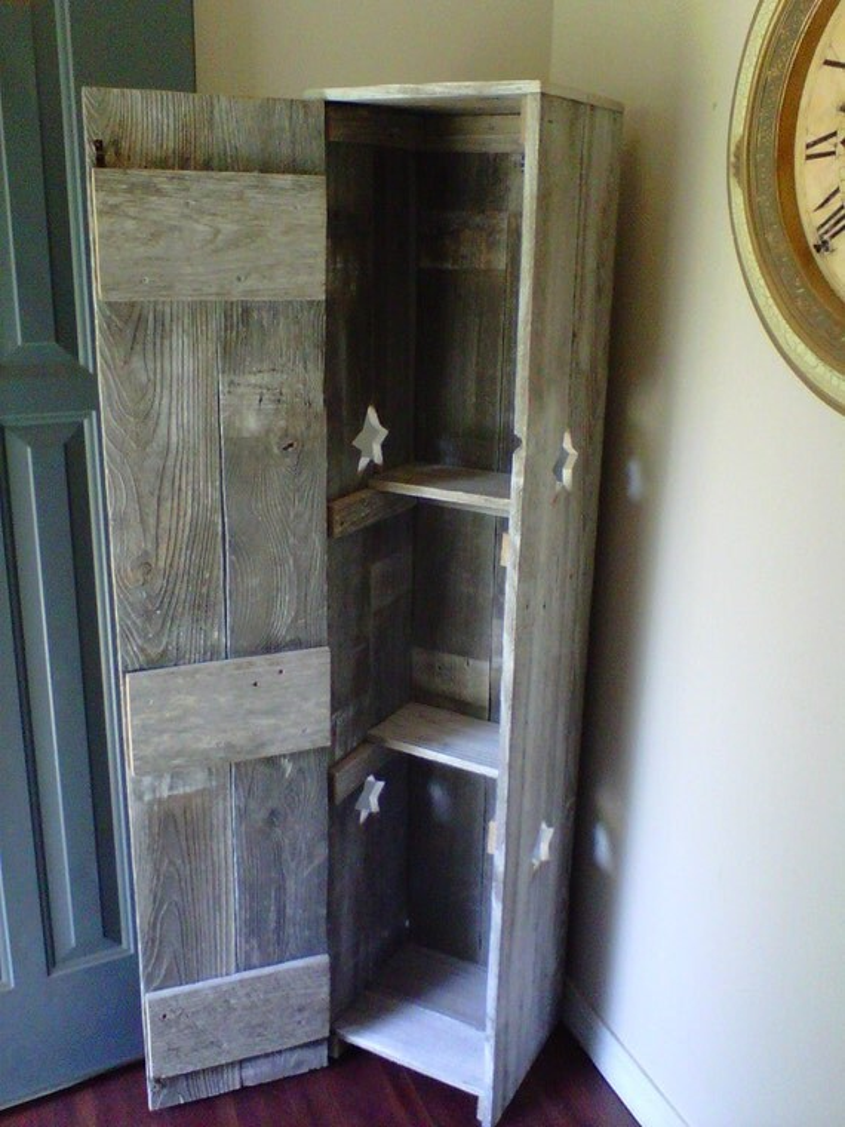 Broom Closet Cabinet