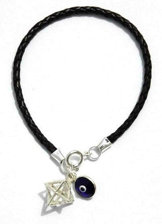 Items similar to Balance and Health Merkaba Bracelet For