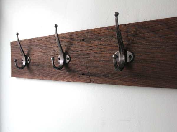Barn Wood Coat Racks