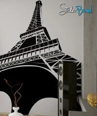 Vinyl Wall Decal Sticker Eiffel Tower item OSMG102B