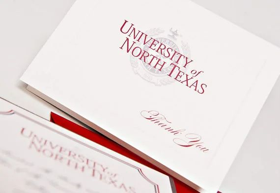 college graduation thank you cards