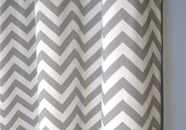 Grommet Lined Curtains