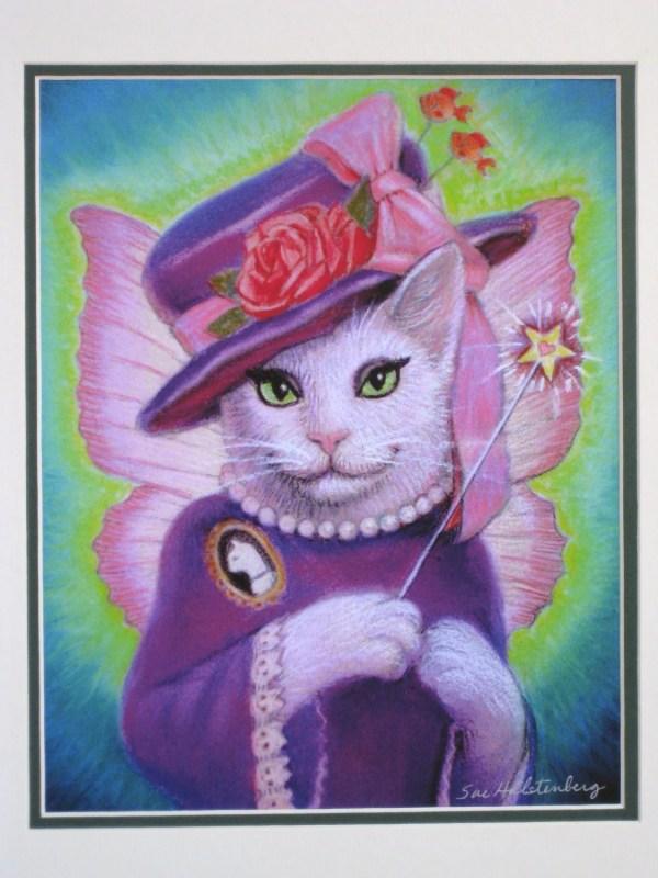 Fairy Godmother Cat