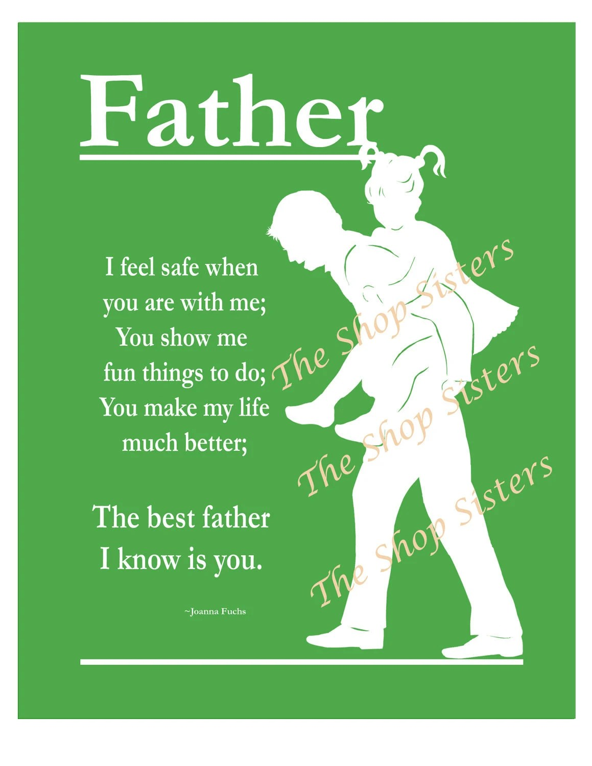 Daughter Father Poems Best