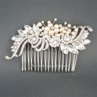 Vintage Wedding Hair Comb Bridal Hair Accessories by ...
