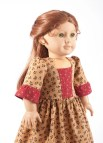 American Girl Doll Colonial Clothes