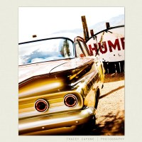 Photography Wall Decor Vintage Car Photograph by TraceyCapone