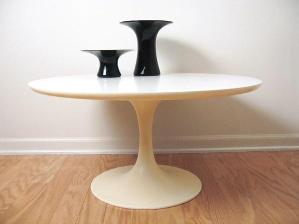 Reserved Burke Saarinen Style Tulip Coffee Table