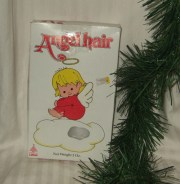 vintage spun glass angel hair 2