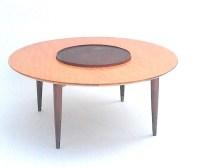 Items similar to Mid Century Danish Modern LAZY SUSAN ...