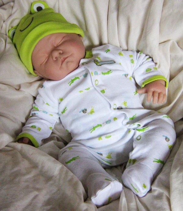 Reborn Baby Doll 20 Life Size