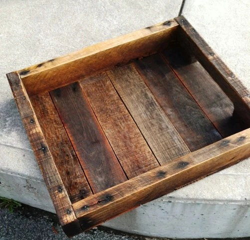 BBQ Tray - PerfectHomeAntiques