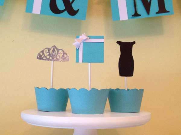 Breakfast At Tiffanys Party Decorations