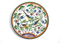 Ceramic Wall hanging Plate Ceramar Spain by Schatzinsel on ...