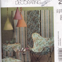 Butterfly Chair Covers Diy Indoor Chaise Lounge Uncutpattern Cover Screen Cushions Lamp