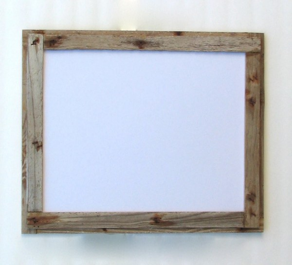 11x14 Flat Wood Crab Trap Frame Classic