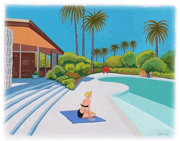 Palm Springs Mid Century Modern Prints