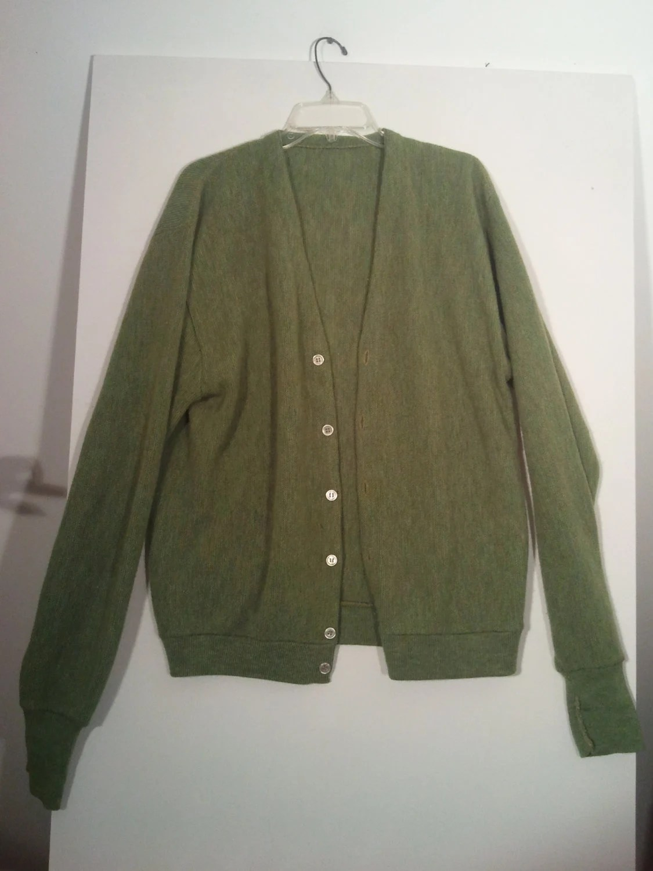 60s grunge Kurt Cobain cardigan sweater jumper pullover septic