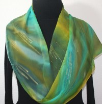 Silk Scarves Colorado on Etsy