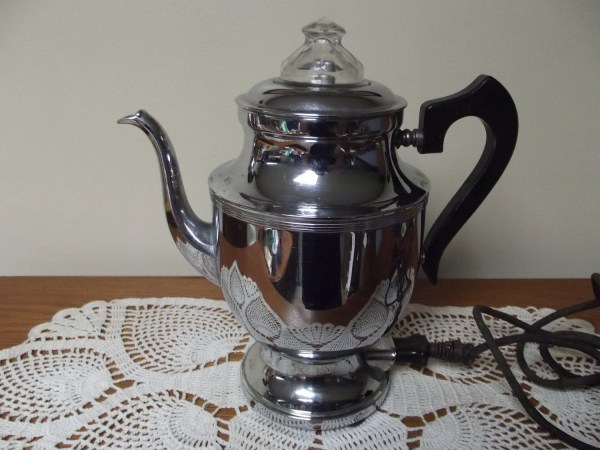 Vintage 1920' Royal Rochester Stainless Chrome Electric