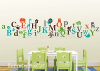 Abc Wall Decals - new wall decals for the nursery ...