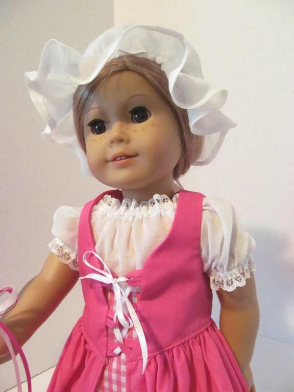 American Girl Doll Clothes Little Bo Peep Halloween Costume
