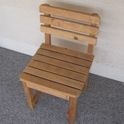 Diy Patio Chairs White Outdoor Perth Plans To Make Chair By Wingstoshop On Etsy