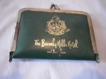 Vintage Beverly Hills Hotel Sewing Kit 1950s