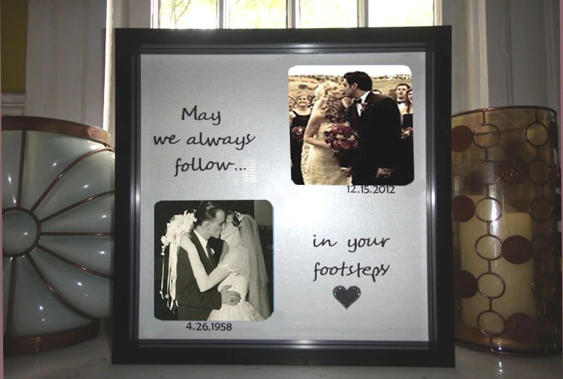 Parents Anniversary Gift Wedding Gift For By