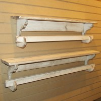 Primitive Quilt Rack 54 Long Rustic Country Style