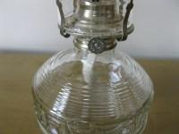 LOVELY vintage Lamplight farms oil lamp kerosene lamp