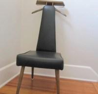 Setwell Men's Valet Chair Mid Century Modern Madmen