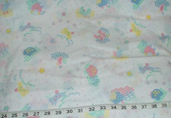 Baby Nursery Fabric by Yard