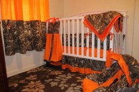 Items similar to CAMO Just Add Baby COMPLETE NURSERY 13 pc