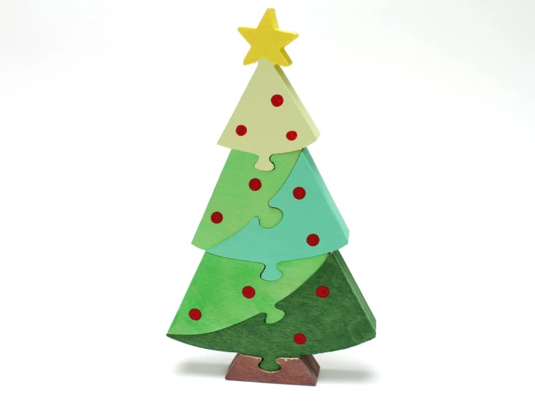 Decorations put on a christmas tree crossword clue
