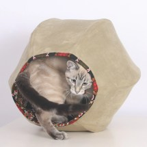 Cat Ball Unique Modern Decor Kitty Pet Furniture Bed
