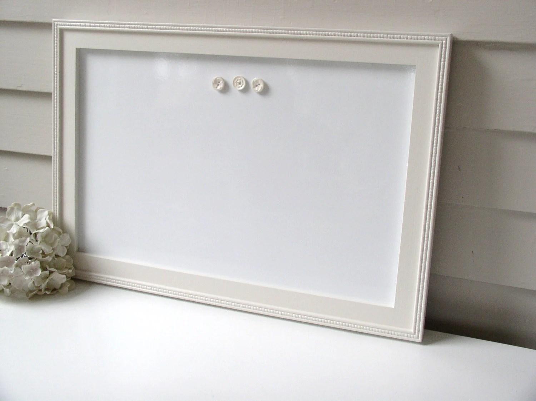 Cottage Magnetic Dry Erase Board Whiteboard Bulletin Board