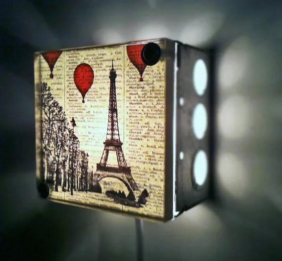 Balloons over Paris