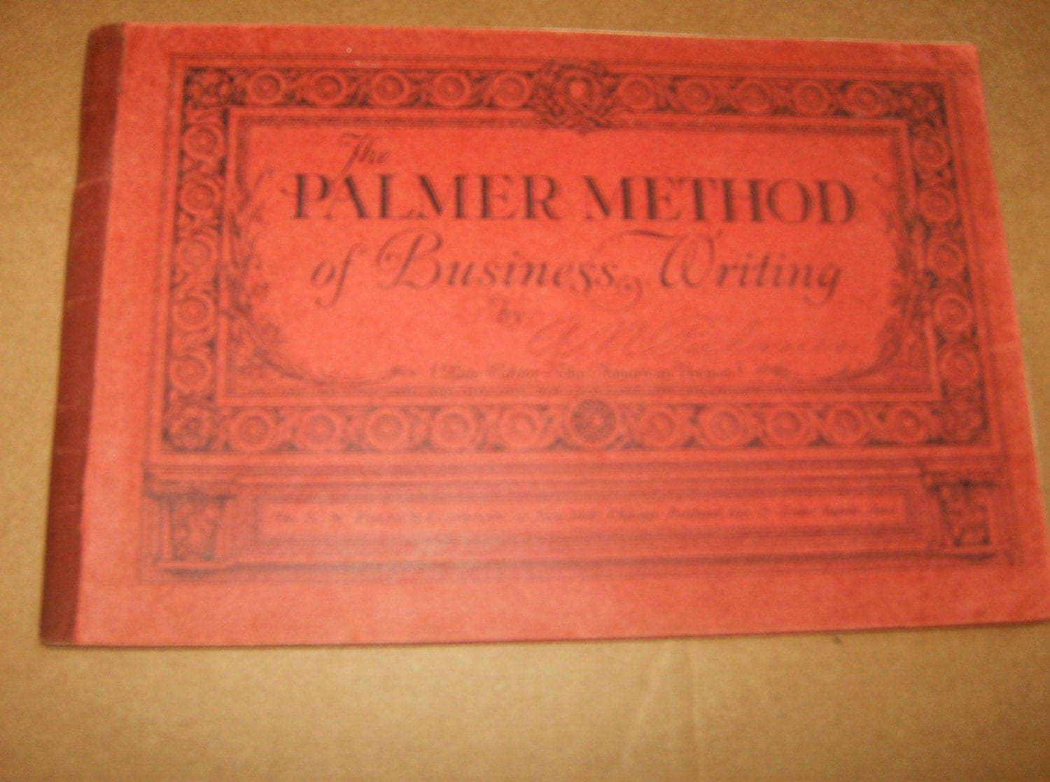 Items Similar To The Palmer Method Of Business