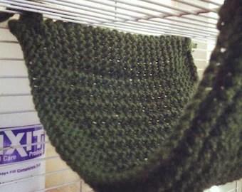 CROCHET RAT HAMMOCK PATTERN  Crochet Patterns Only